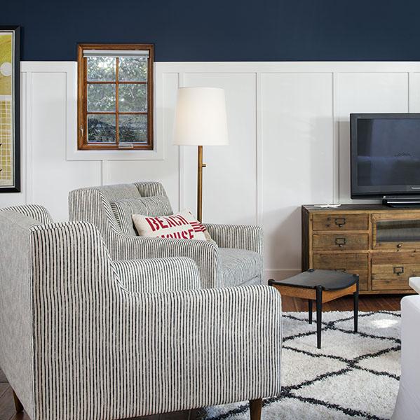 La jolla beach cottage corine maggio natural designs for Living room la jolla